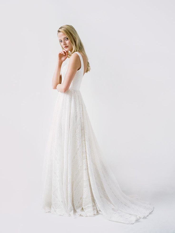 Alix Wedding Dress from Truvelle