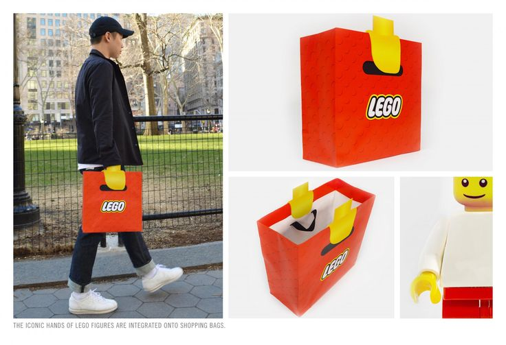 Here's something fun to look at heading into the weekend. A few readers have forwarded me this post by Junho Lee and Hyun Chul Choi at the New York School of Visual Arts of a what they've called a LEGO Hand Bag.