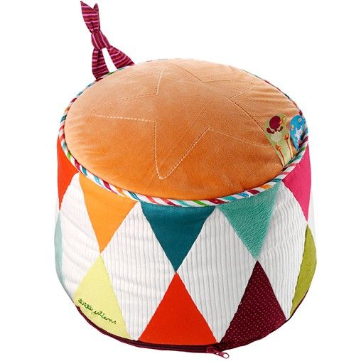 CIRQUE by Lillputiens Pouf
