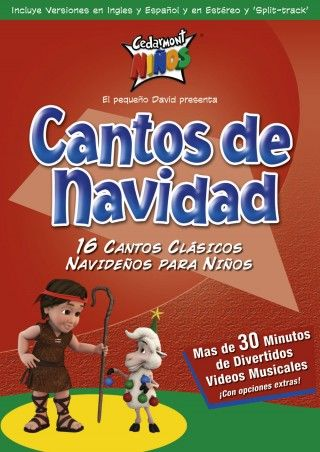 Live-action singalong video versions of all the songs on Cantos de Navidad (Spanish version of Christmas Songs). DVD includes English and Spanish audio and split-track versions for singalong.