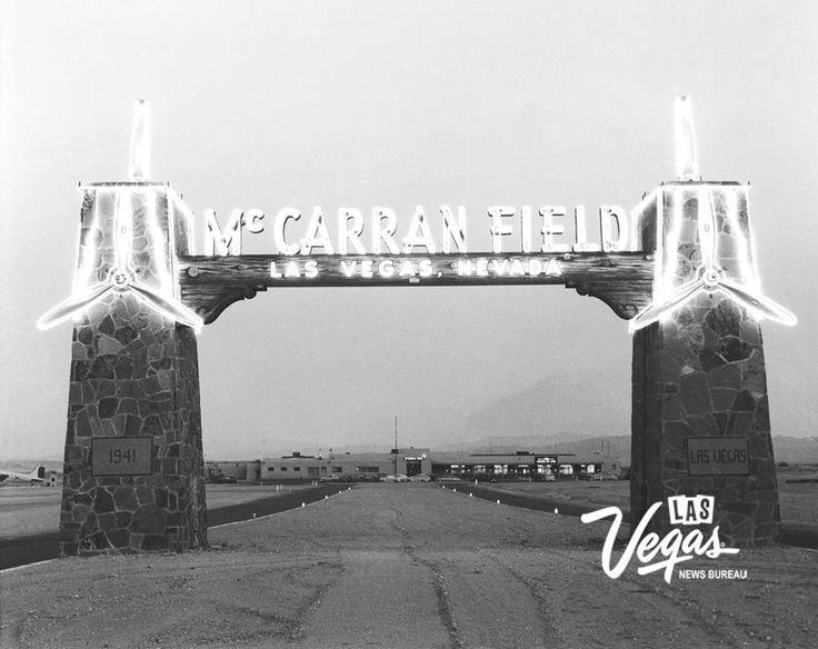 McCarran Air Field