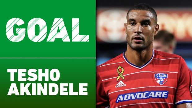#MLS  GOAL: Tesho Akindele starts a potential FC Dallas comeback