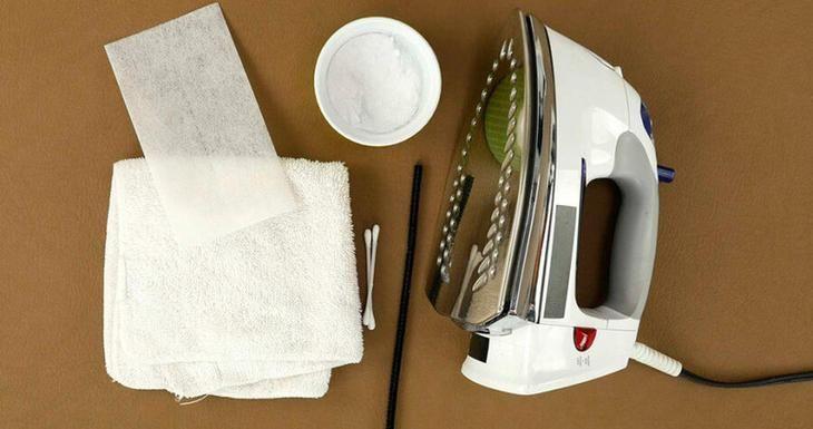 7 способов очистить утюг и вернуть ему первозданный вид