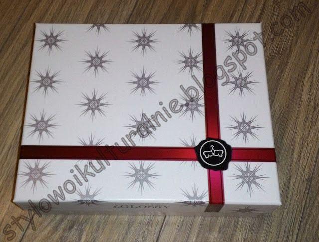 Grudniowe pudełko beGlossy - Let it snow!