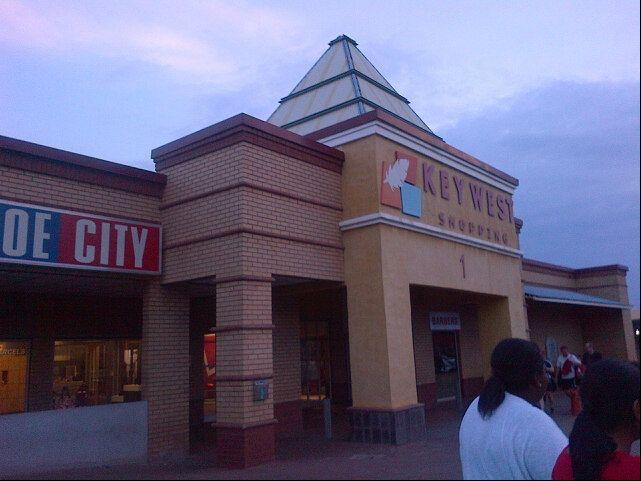 Key West Shopping Centre in Krugersdorp, IGauteng