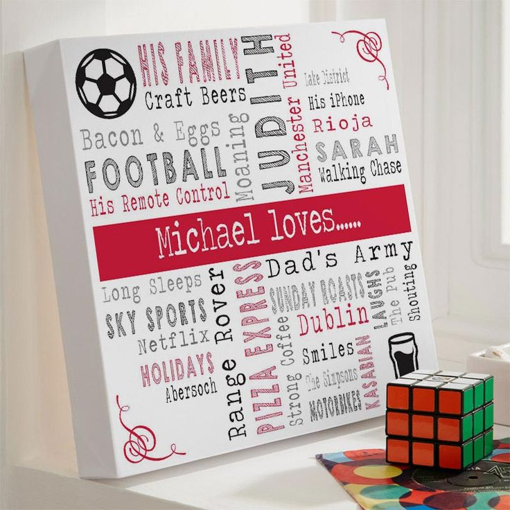 Beautiful Personalised Word Art Prints & Canvases. Easy to Create & Preview On Screen Before You Buy. A perfect gift for any occasion. From £14.99 with Fast Free Delivery. Design & order yours at www.chatterboxwalls.co.uk