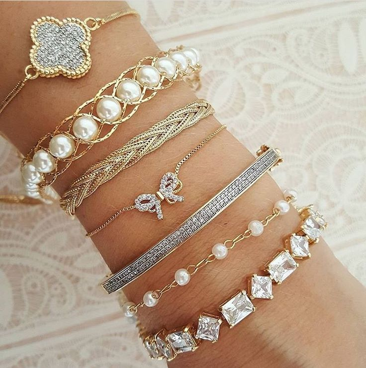 ~ - AN ALMOST PERFECT STACK WHICH LOOKS MAGNIFIQUE!! - LOVE IT!!