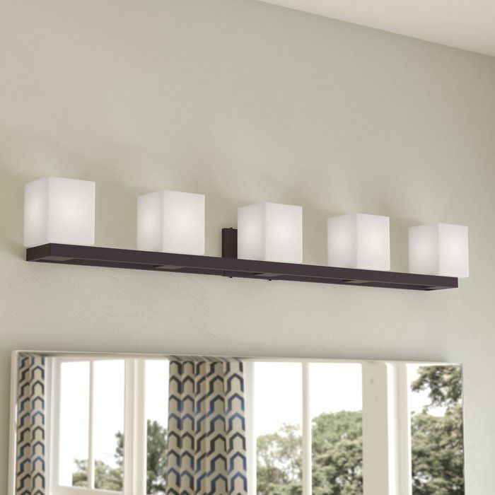 Maddox 5 Light Bath Bar