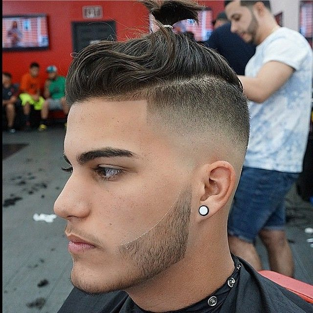 coupe cheveux homme tendance fashion mode degrade tondeuse men haircut 2015 14 coiffure. Black Bedroom Furniture Sets. Home Design Ideas