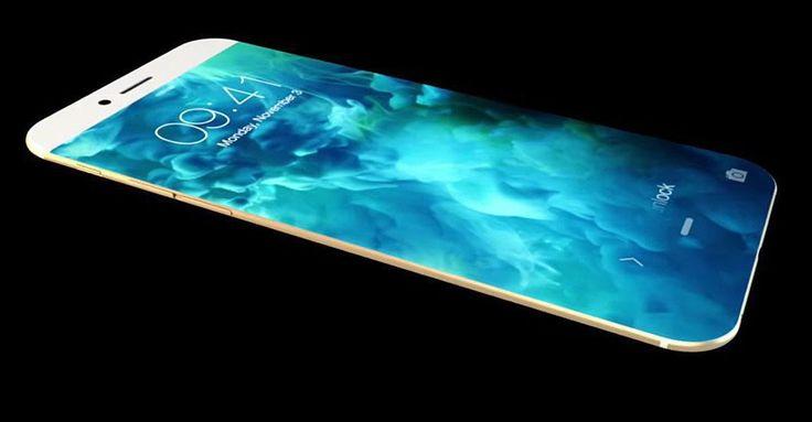 IPhone 8 : un écran OLED en plastique incurvé ? (Iphone3gsystem)