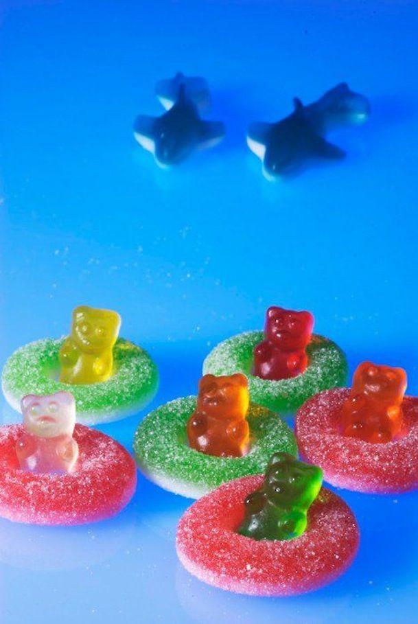 Teddy Snack Ideas para inspirarte y deleitarte   – Pool Party