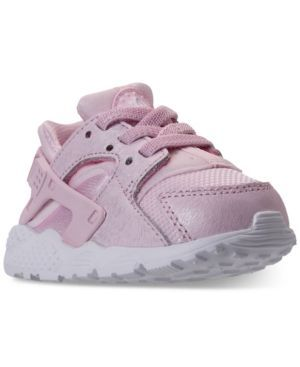 new arrival 82ab4 021af Nike Toddler Girls  Air Huarache Run Ultra Running Sneakers from Finish  Line - Red 10