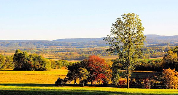 Celebrate PA Wine Month in the Susquehanna River Valley #vineyard #pa #getaways Where & When, Pennsylvania's Travel Guide