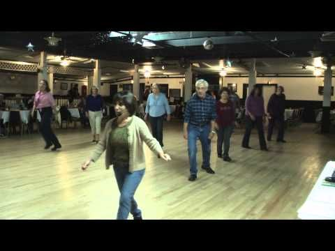 Linedance Lesson Dizzy choreo. Jo Thompson Music dizzy by Scooter Lee - YouTube