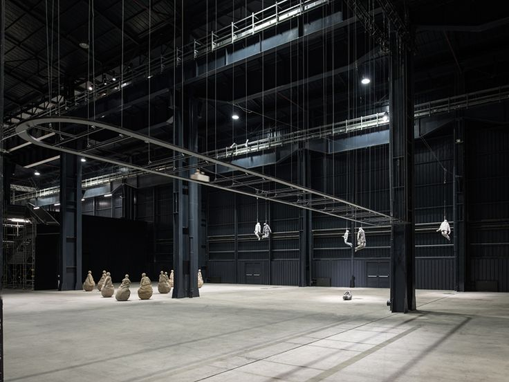Hangar Bicocca is a very special museum, housed in an industrial building located just outside of the city center in an up and coming neighbourhood. Via Chiese 2. #supermodular #milandesignweek