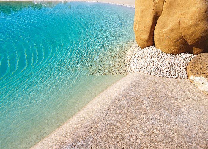Mejores 77 im genes de piscinas piscinas naturales y de - Construccion de piscinas de arena ...