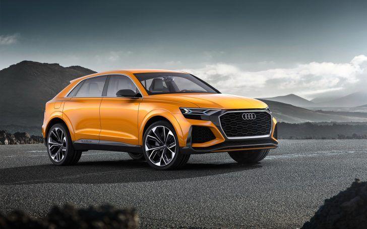 2018 Audi Q8 Sport Concept