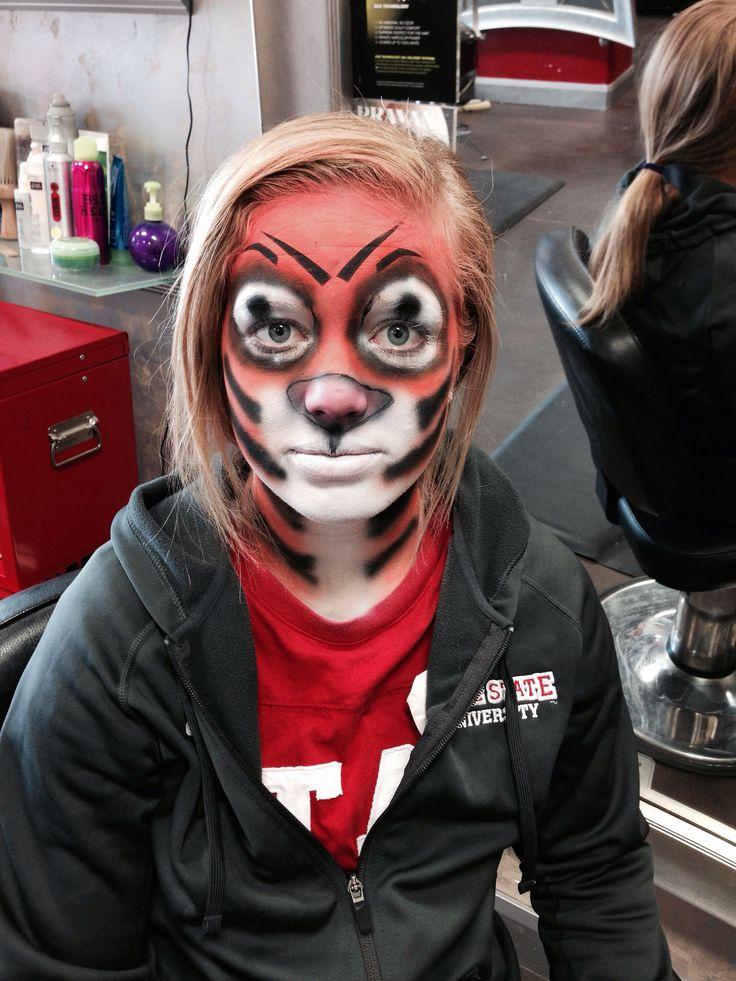 52 best Fantasy & Halloween Airbrush Makeup images on Pinterest ...