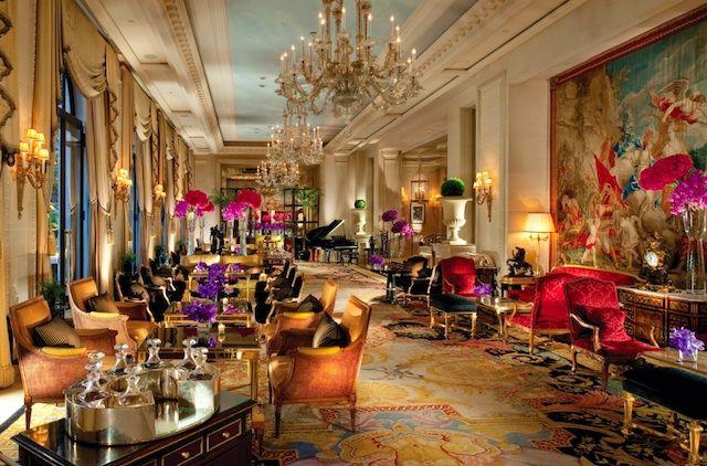 four seasons hotel, paris