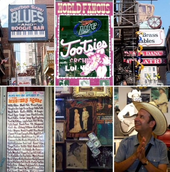 11 Cool Places in Nashville You Really Must Visit @Stacey Williams coming to see you