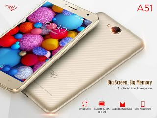 iTel A51 Specifications Features And Price  iTel A51 Full Phone Specifications Features and Price in Nigeria Kenya - The iTel  A51 is the lattest addition to the A-series an upgrade to the iTel Wish A41. This article reviews this device and what makes it better than its predecessor. More details below:  iTel A51 Quick Review  The A51 is beautified with a shiny metallic body wich makes the device elegant and fell nice when held.  Read:iTel S31 Full Specifications Features And Price  With a…