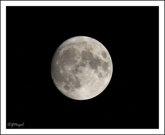 Best Settings for Moon Shots: Nikon DX SLR (D40-D90, D3000-D7100) Talk Forum: Digital Photography Review