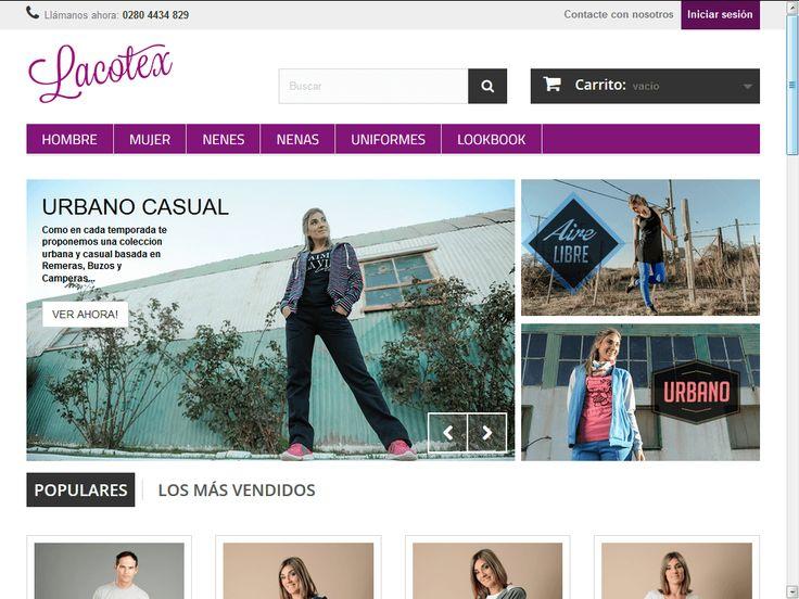 www.lacotex.com.ar