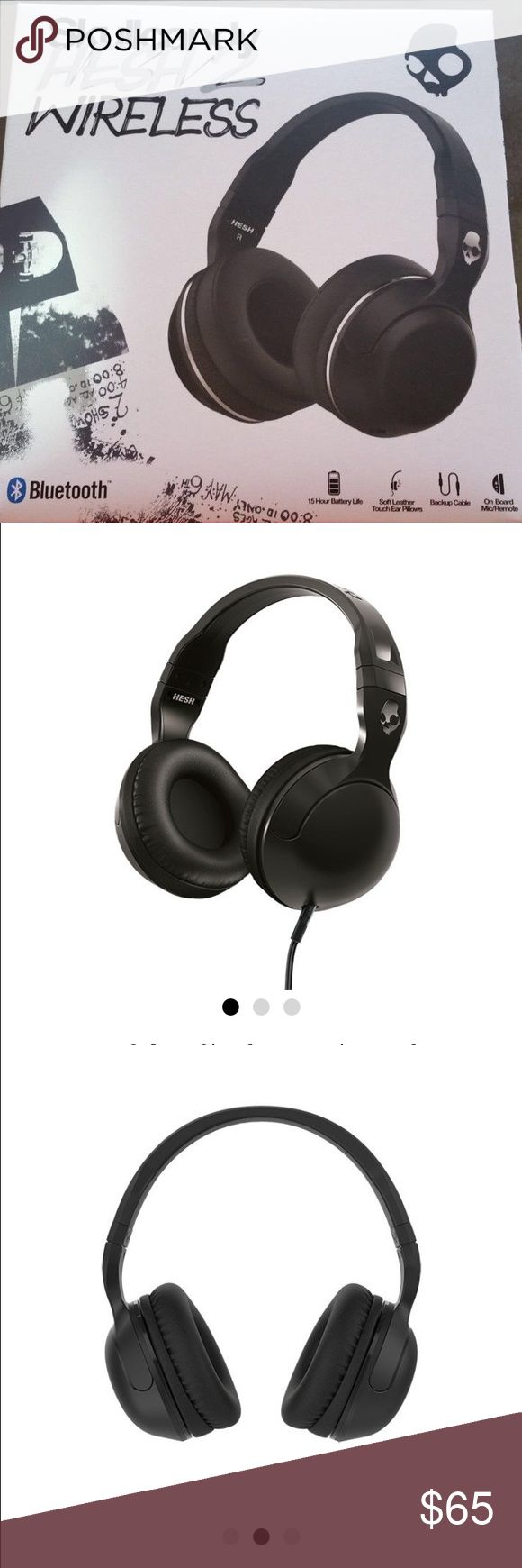 Skullcandy Hesh 2 Wireless Headphones NWOT, unopened Skullcandy Accessories