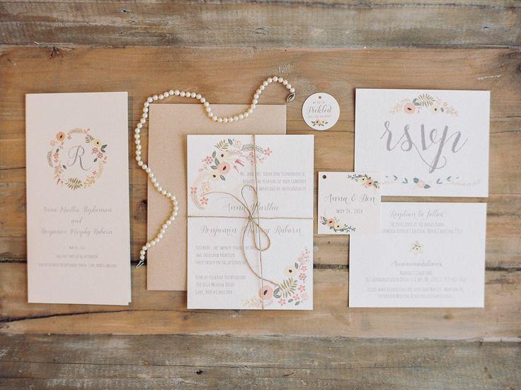230 best wedding invitations images on pinterest wedding