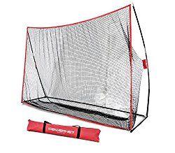 Best Golf Practice Net reviews. All you need to do is purchasing the best golf practice net that equips golf clubs, a golf mat, and golf net.