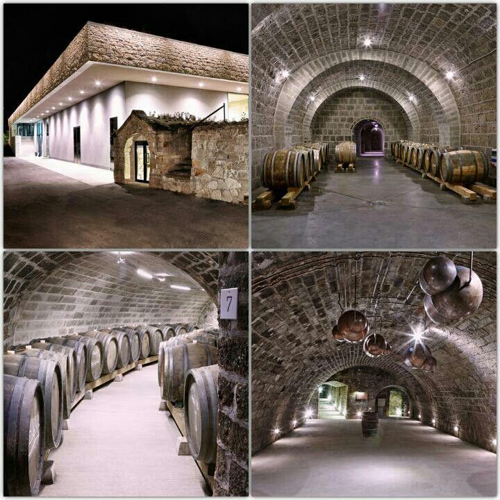 Holdvölgy experience cellar system  Www.pince.holdvolgy.com  Hungary Tokaj-Hegyalja