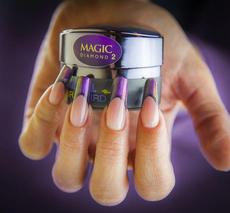 Magic Light és Magic Diamond zselék