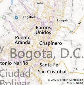 List of the top restaurants in Bogota