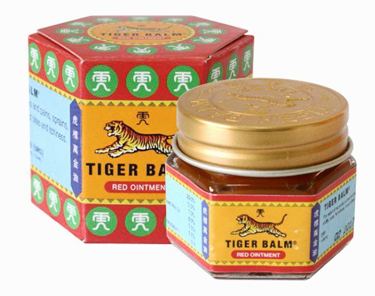 100% Original Red Tiger Balm Ointment