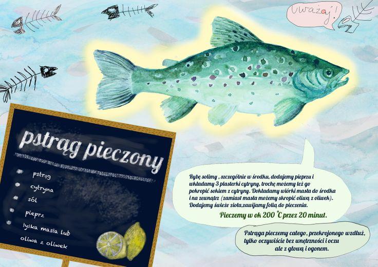 illustrated recipe, 2011, http://www.elizadanowska.pl/