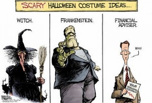 Scary Halloween Costume Joke