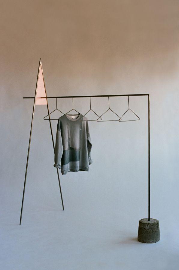 Palomawool_Furniture / A collaboration with Cristian Herrera Dalmau
