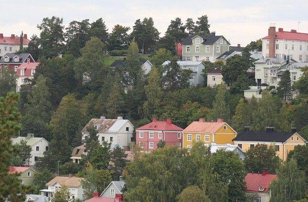 Pispala, Tampere Finland