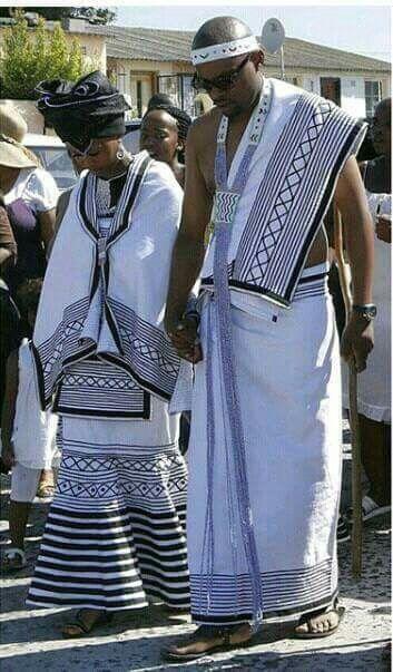 IsiXhosa wedding