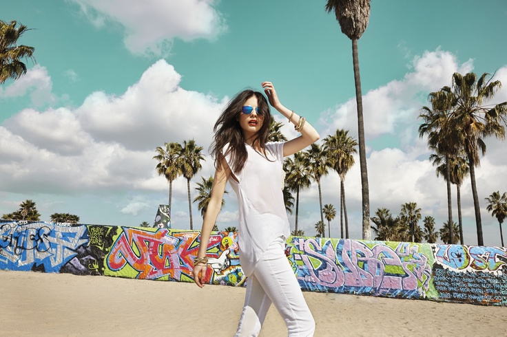 Hello from sunny Venice beach #obejctfashion  Delivery: April/May 2013