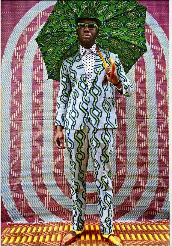 Teki-Tizi: Dernière mode africaine