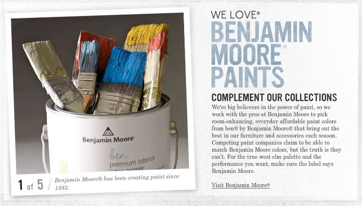 19 best products i love images on pinterest benjamin for Benjamin moore eco spec paint reviews
