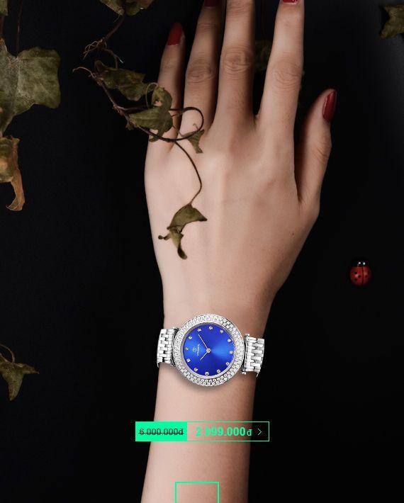 Vinoce wrist watch for women - http://vinoce.baza.vn/