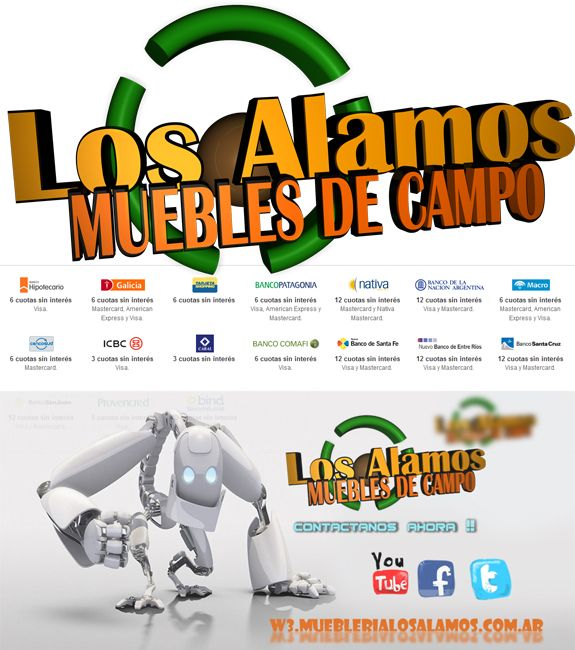 www.mueblerialosalamos.com.ar