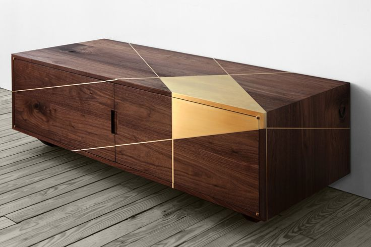 Anamorphic Console by Asher Israelow