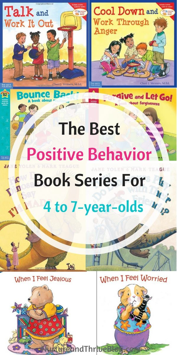 change your childu0027s behavior with books the best positive behavior book series for 4 to