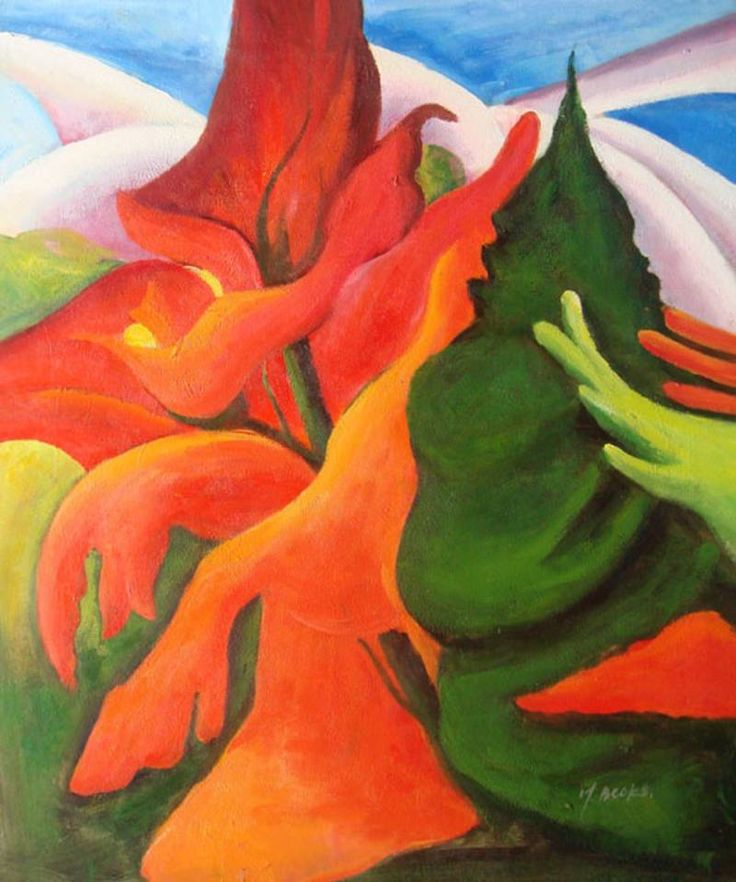 A biography of the artist georgia okeeffe
