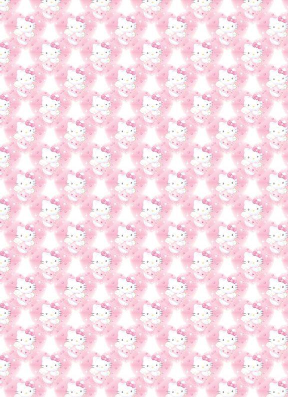 Download Dollhouse Wallpaper pink 3