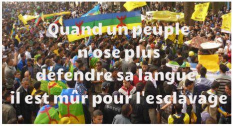 =======INDEPENDANCE DE LA KABYLIE=======: Ministère de la langue et de la culture kabyles : ...