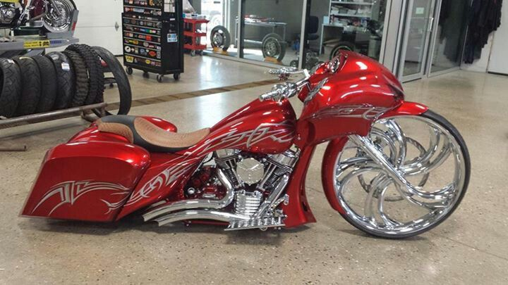 395 best images about custom bagger motorcycles on Pinterest